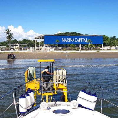 Serviços Garagem Náutica- Marina Capital - Marina Náutica em Bertioga